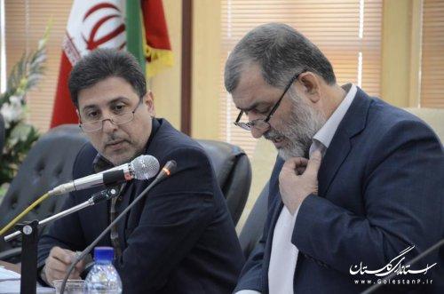 ششمین جلسه كارگروه تخصصي اجتماعي و فرهنگي استان تشکیل شد