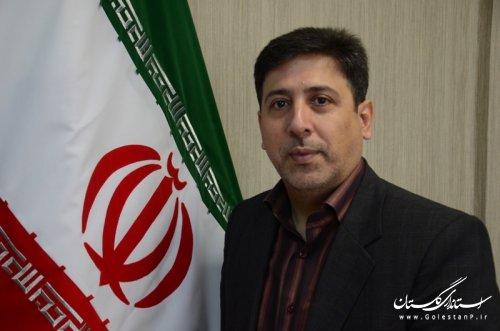 تشییع پیکر دو شهید والامقام گمنام در استان گلستان