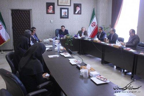 برگزاری کمیته تخصصی رسیدگی به مشکلات بیماران خاص در  استان