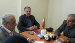 حضور یک روز کارمندان دولت استان به اتفاق والدین بازنشسته خود درمحل کار