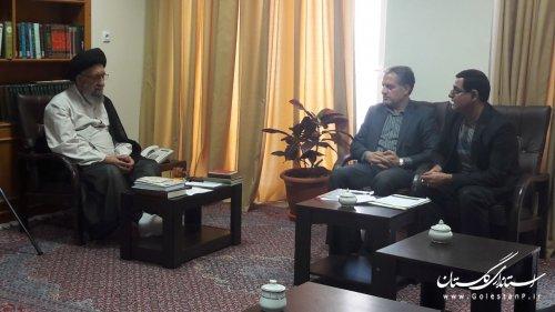 بازدیدتیم وزارت کشور به روایت تصویر