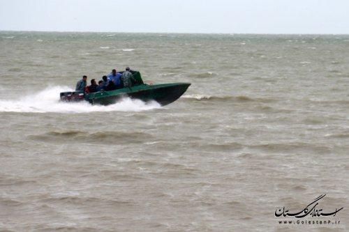جمعی از خبرنگاران و عکاسان گلستان از نوار ساحلی استان بازدید و از نزدیک با ظرفیت های این مناطق آشنا شدند.