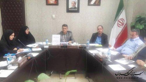 اولین جلسه کمیته نظارت بر فعالیت دستگاهها تشکیل شد.