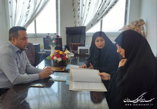 بازدید سرزده سرپرست اداره کل امور اجتماعی از موسسه خیریه سرای امیدسبز گلستان