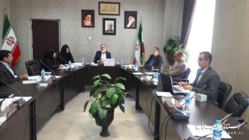 برگزاری اولین جلسه هیات اندیشه ورز استان