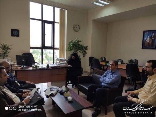 برگزاری اولین جلسه بزرگداشت دهه کرامت با حضور سرپرست اداره کل اموراجتماعی