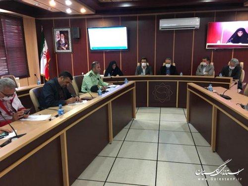 برگزاری اولين جلسه ستاد ساماندهي، هماهنگي و نظارت بر سواحل استان