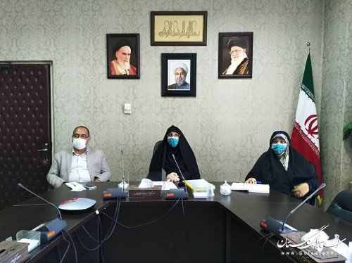 جلسه ویدئوکنفرانس باوزارت کشور پیرامون بررسی اقدامات دفاتر تسهیل گری دراستانها