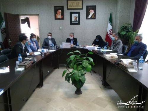 دومین جلسه شورای توسعه و حمایت ازسازمانهای مردم نهاداستان برگزار گردید.