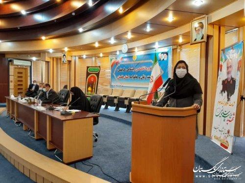 تولیدی های پوشاک منطبق با الگوی حجاب و عفاف در استان حمایت می شوند