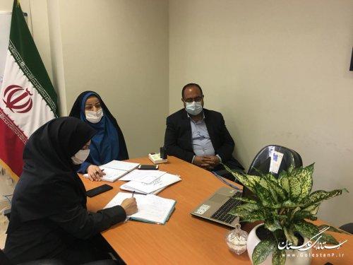 جلسه ویدئو کنفرانس دفتر رصد و پیوست اجتماعی وزارت کشور با مدیران کل امور اجتماعی استان ها برگزارشد.