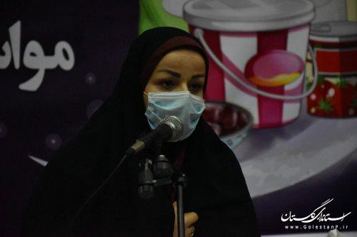 اولین پویش مجمع هماهنگی مشارکتهای مردمی استان گلستان برگزار شد.