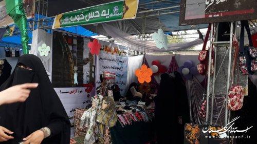 گسترش فرهنگ حجاب و عفاف و حفظ ارزشهای اسلامی ازمهمترین وظایف است