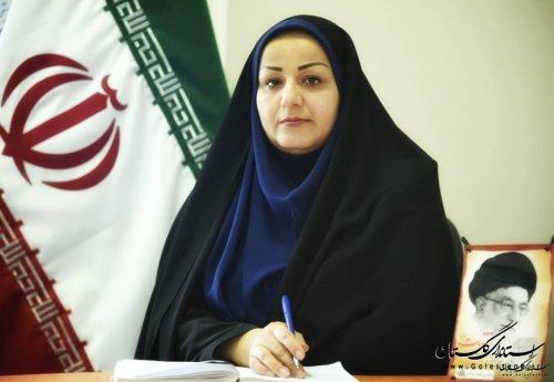 مدیرکل اموراجتماعی وفرهنگی فرارسیدن هفته دولت طی پیامی تبریک گفت.
